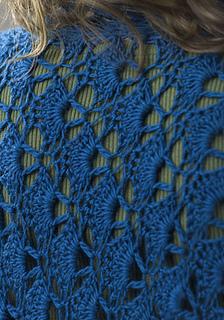 05ed21cc89a5b2 Ravelry  Sherbrook Elongated Summer Jacket pattern by Tammy ...
