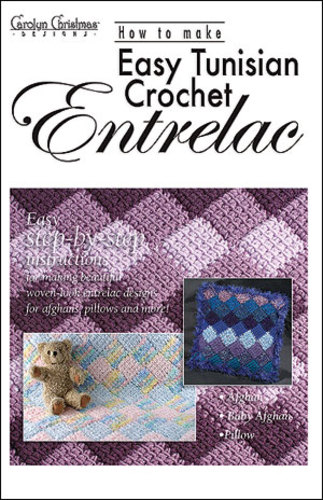 Ravelry Gourmet Crochet How To Make Easy Tunisian Entrelac Patterns