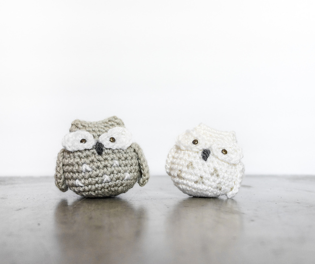 Ravelry: 039-The owl buddy pattern by Emilie Bolduc
