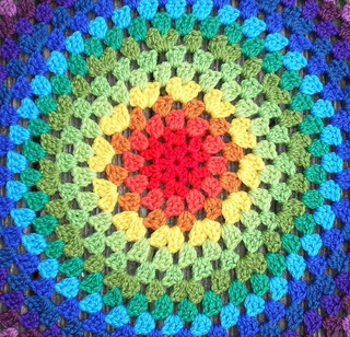 Ravelry Granny Mandala Pattern By Crochet With Raymond