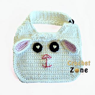 Free_crochet_pattern_animal_friends_bibs_lamb_on_crochetzone