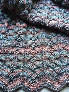 Ravelry Deco Columns Throw Pattern By Christina Consiglio