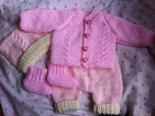 14 Reborn Baby Premature Baby Pram Set Pattern By Ravelry