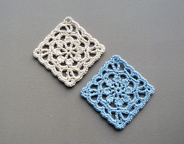 Ravelry 75 Lace Crochet Motifs Patterns