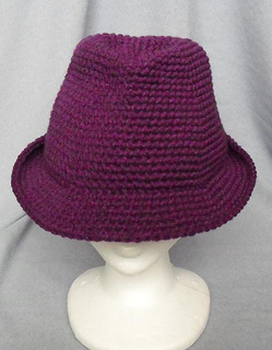 Ravelry  Crochet Fedora pattern by Christina Williams 00c284bf480