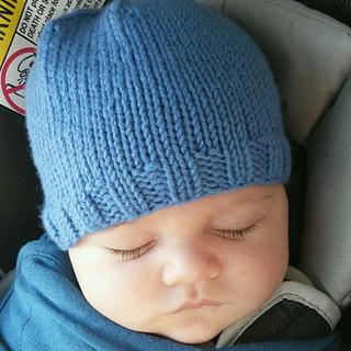Ravelry  Best Baby Beanie pattern by Danielle Meyer 31c8185d4af9
