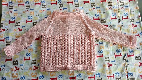 9948b6aa13cb Ravelry  Snowdrop Baby Cardigan Jacket pattern by marianna mel