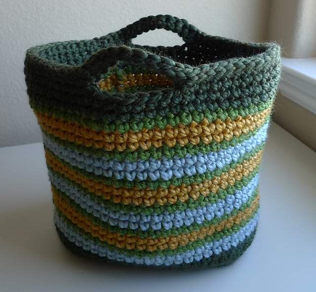 Ravelry Mothers Day Tote Pattern By D2b