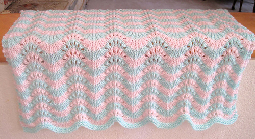 Rippling_waves_blanket_pink_green_1_medium