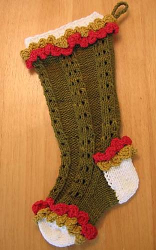Ruffled_lace_christmas_stocking_on_table_1_medium