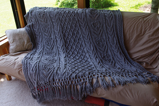 Ravelry Heirloom Afghans To Knit Crochet Patterns