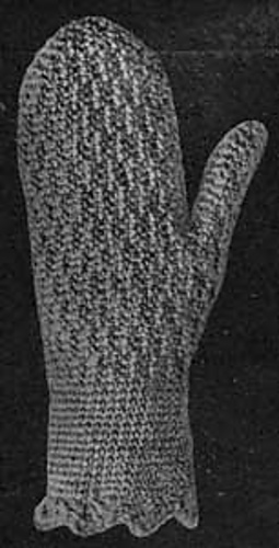 Ravelry: Childs Mitten pattern by Woolco