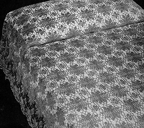 Ravelry Queen Annes Lace Bedspread 642 Pattern By The Spool