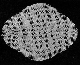 Ravelry Dover Needlework Series Crocheting Doilies Patterns