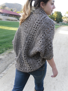 Ravelry Crochet X Stitch Shrug Pattern By Deanna Young