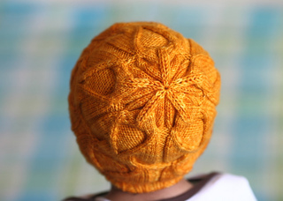 Sweet Heart Baby Hat pattern by Deepika