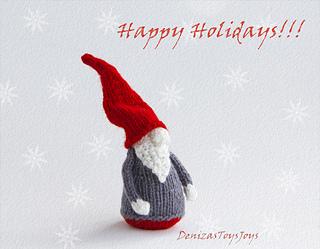 tatyana korobkova - Christmas Gnome