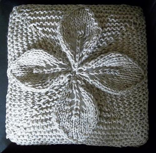 Ravelry Aran Cushion Pattern By Audrey Wilson