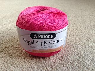 Cotton Knitting Yarn Australia : Ravelry patons australia regal ply cotton