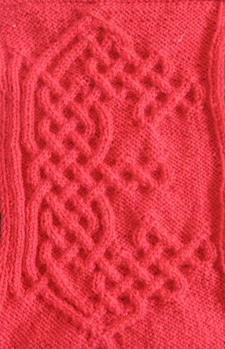Ravelry Celtic Letters Initials E Pattern By Devorgillas