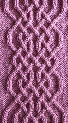 Ravelry: Celtic Knots for Knitting - patterns
