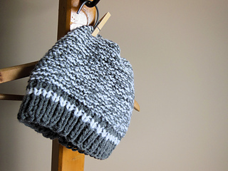 59a429575fd Ravelry  The Sweater Hat pattern by Diana Poirier