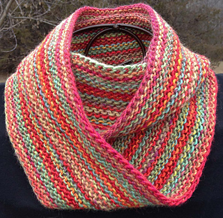 Moebius Knitting Patterns Free : Ravelry: Simply Knit Moebius or Infinity Cowl pattern by Diane L. Augustin