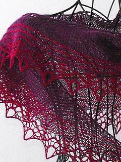 Ravelry Tuch Shawl Landzauber Pattern By Birgit Freyer
