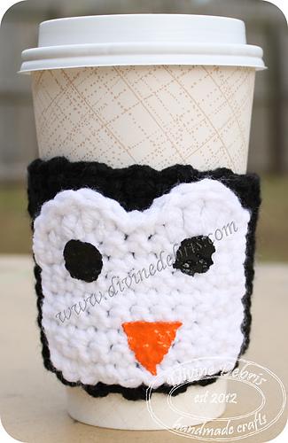 Winter Mug Cozies - Free #crochet patterns