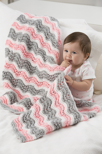 Ravelry Red Heart Eb109 Patterns For Baby 12 Easy Knitting
