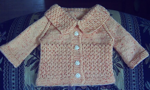 Ravelry Cabin Fever Baby V No Sew Knitting Patterns