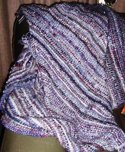Ravelry: Tunisian Crochet Rug pattern by Dana Biddle