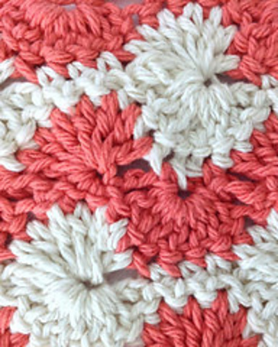 Ravelry Stitch Repeat Polka Dots Pattern By Maggie Weldon