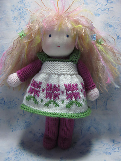 Ravelry Waldorf Doll With Knit Body Pattern By Beth Ann Webber