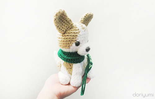 Ravelry Lucky The Chihuahua Dog Amigurumi Pattern By