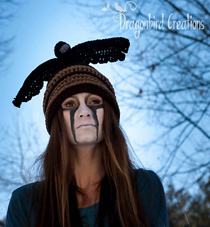 b5b23823e05 Ravelry  Dead Crow Hat pattern by Shawn Torres