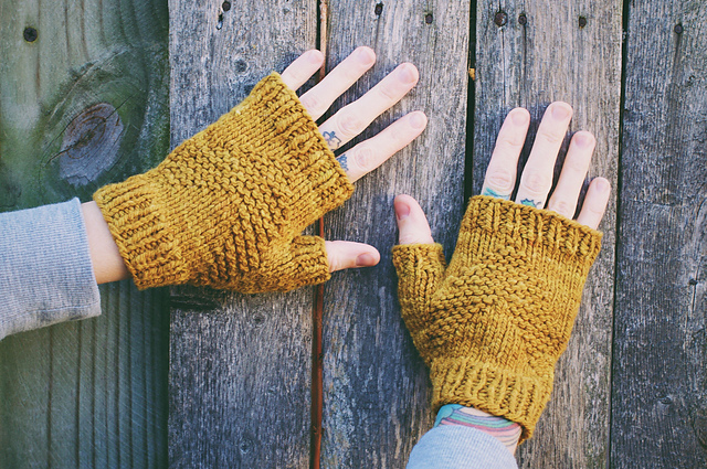 North Country Mitts