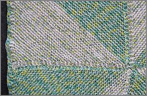Ravelry Puffin Pinwheel Baby Blanket Pattern By Gail Tanquary