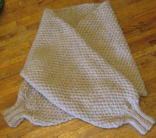 Ravelry Easy Moss Stitch Shrug Pattern By Donna Druchunas