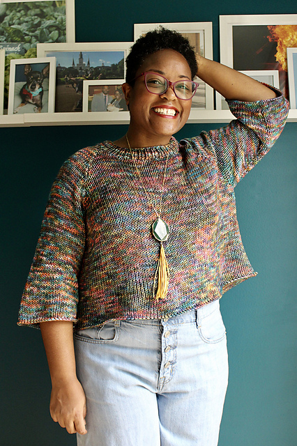 Humans of Ravelry: meet Dana, dwj1978!