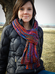 Going to the Sun Scarf PDF