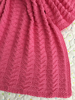 523c122cd555c Ravelry  Soaring Baby Blanket pattern by Evelyn A. Clark