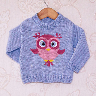 7d5141b11 Ravelry  Rose The Owl pattern by Emma Heywood