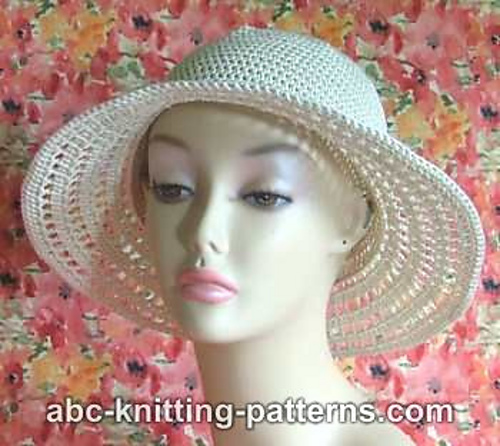 Ravelry Summer Breeze Hat Pattern By Elaine Phillips