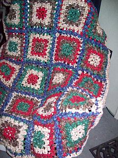 Ravelry Playtime Throw Mosaic Lap Robe Pattern By