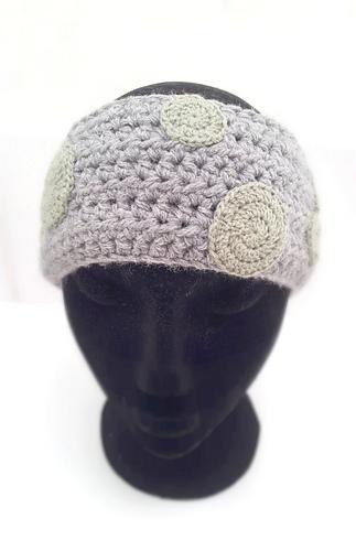 Ravelry EarwarmerHeadband Button Closure Preemieadult Pattern Simple Free Crochet Ear Warmer Pattern With Button Closure