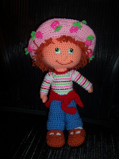 Ravelry Strawberry Shortcake Pattern By Carolyn Christmas