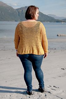 Ravelry Summer Cardigan Pattern By Joy Of Motion Crochet
