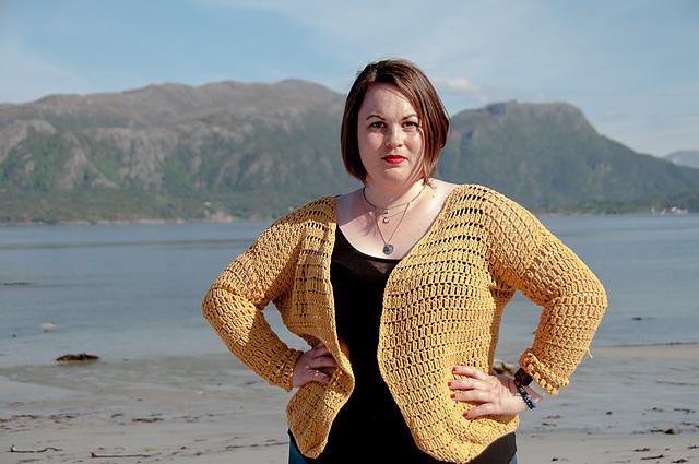 Ravelry Summer Cardigan Pattern By Joy Of Motion