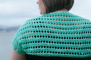 Ravelry Callaina Lace Bolero Pattern By Joy Of Motion Crochet